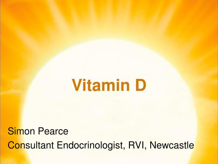vitamin d n.