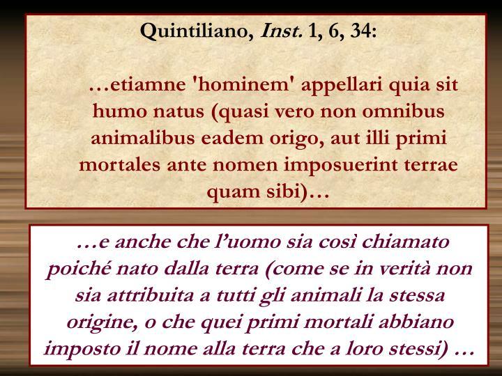Quintiliano,