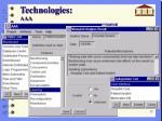 technologies aaa