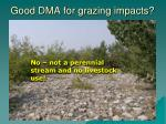 good dma for grazing impacts2