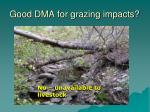 good dma for grazing impacts3