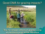 good dma for grazing impacts5