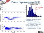 process improvement and ouu