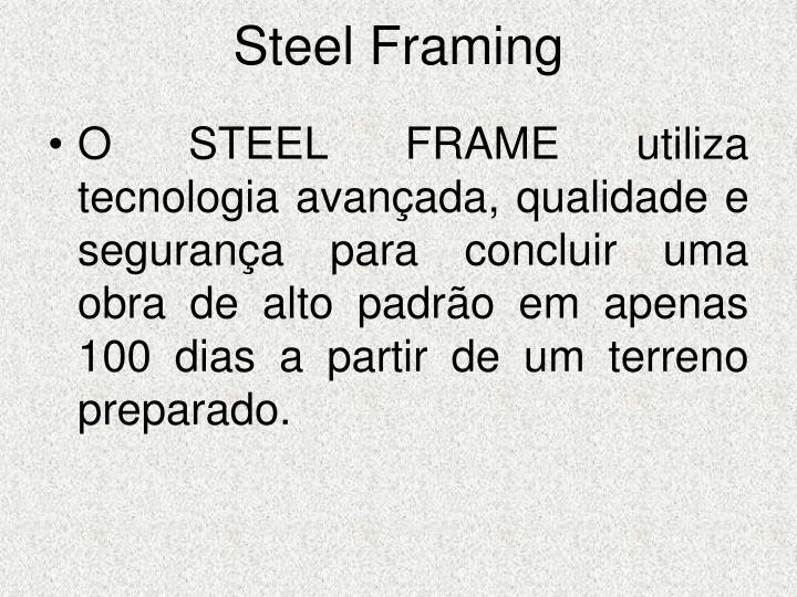 Steel framing1