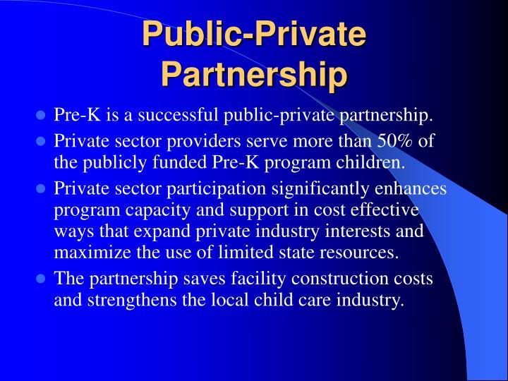 Public-Private Partnership