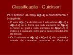 classifica o quicksort3