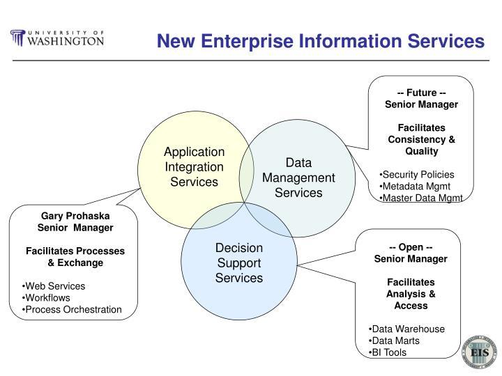 New Enterprise Information Services