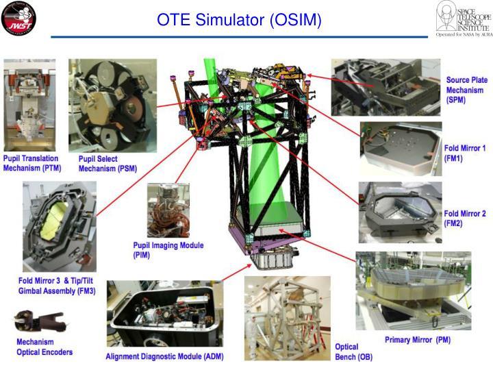 OTE Simulator (OSIM)