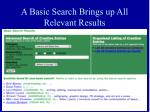 a basic search brings up all relevant results