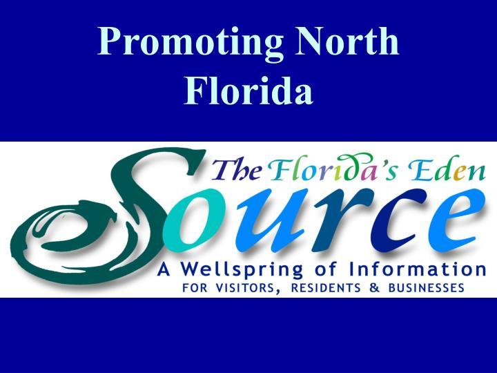 promoting north florida n.