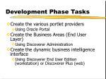 development phase tasks2