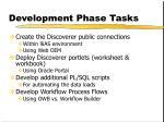 development phase tasks3