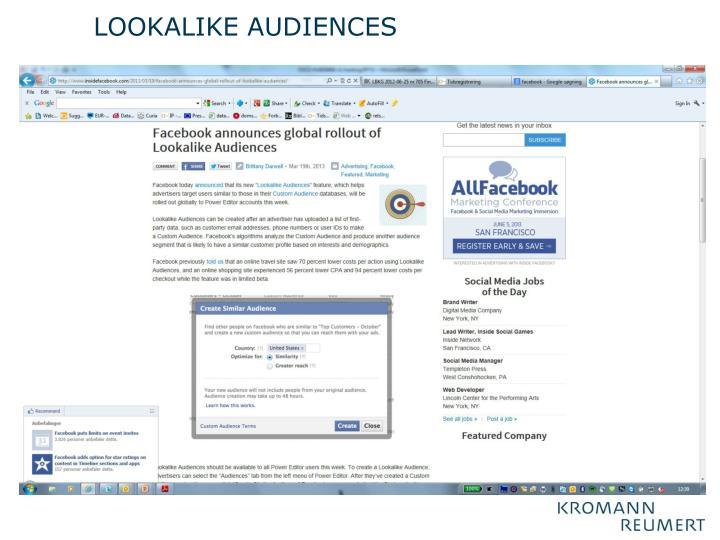 Lookalike