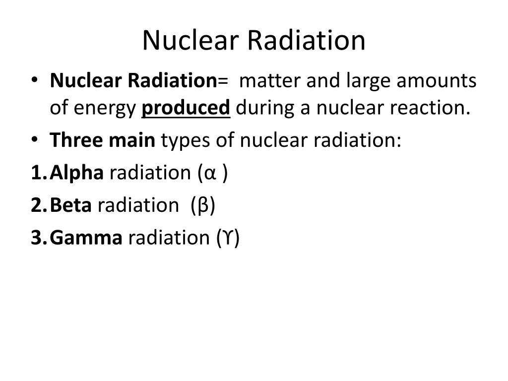 PPT - Nuclear Chemistry PowerPoint Presentation - ID:3349659