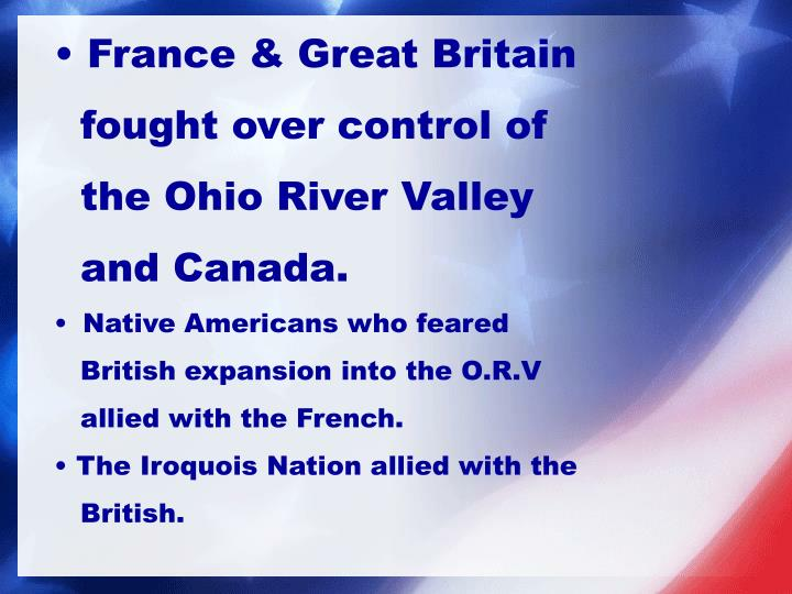 France & Great Britain