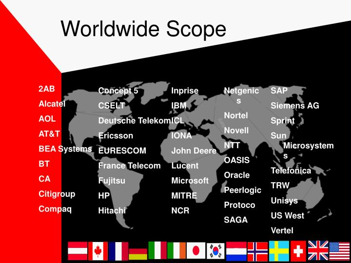 Worldwide Scope