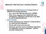 mismatch web services x hosting platform2