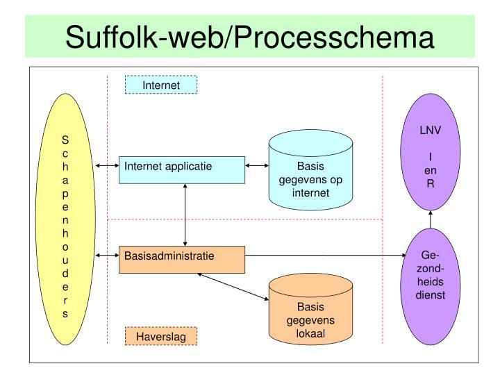 Suffolk web processchema