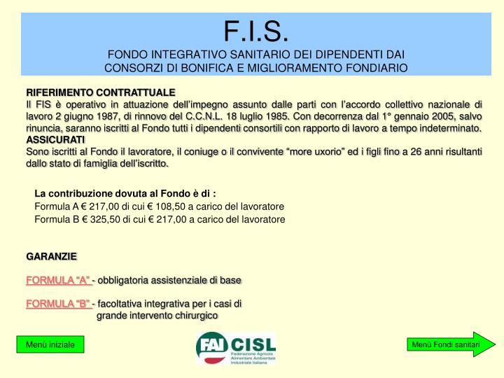 F.I.S.