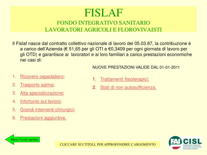 FISLAF