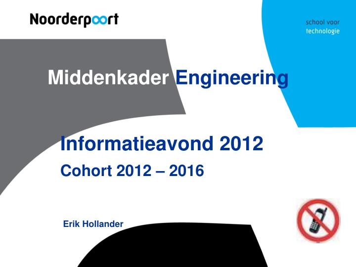 Middenkader engineering