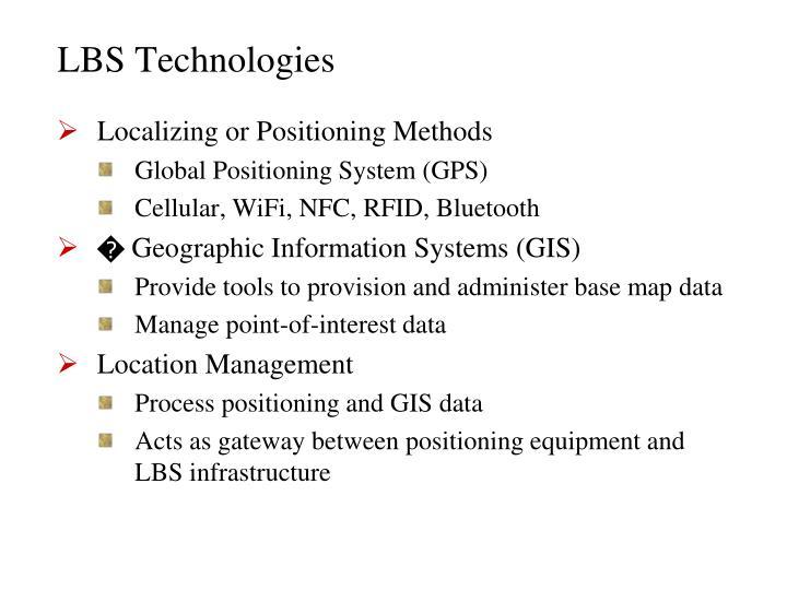 LBS Technologies