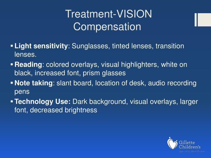 Treatment-VISION