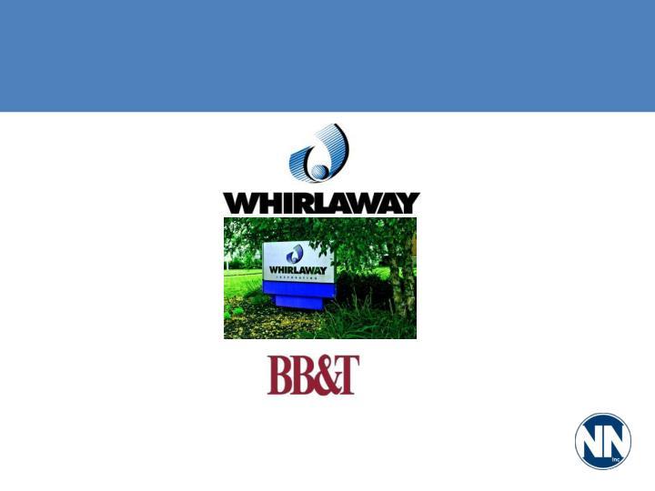Whirlaway corporation