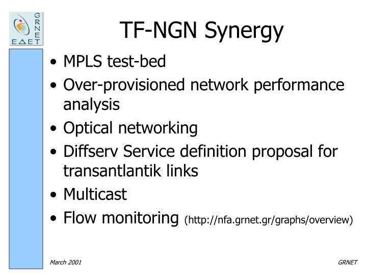 TF-NGN Synergy