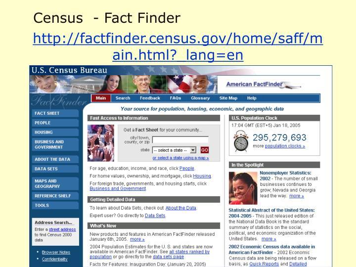 http://factfinder.census.gov/home/saff/main.html?_lang=en