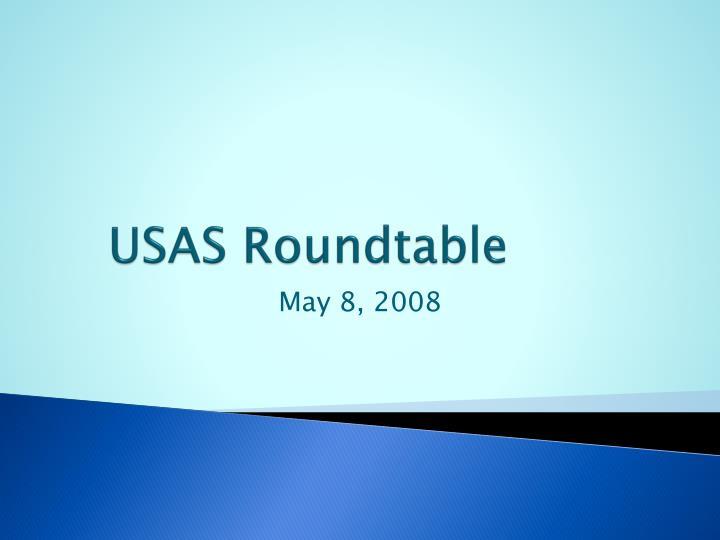 usas roundtable n.