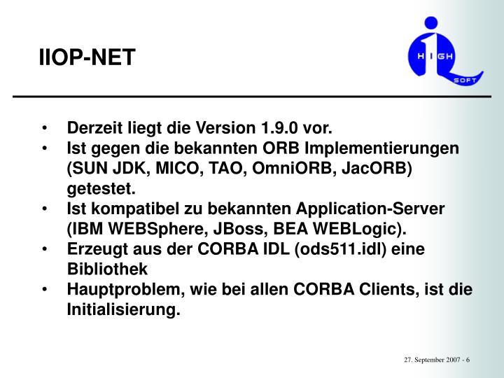 IIOP-NET