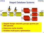 staged database systems1