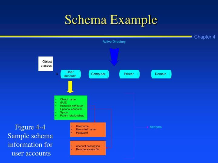 Schema Example