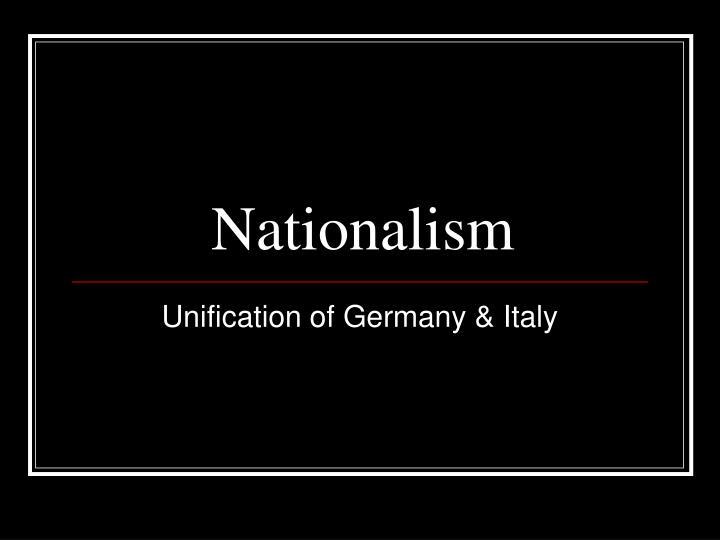 nationalism n.