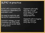 slf4j in practice