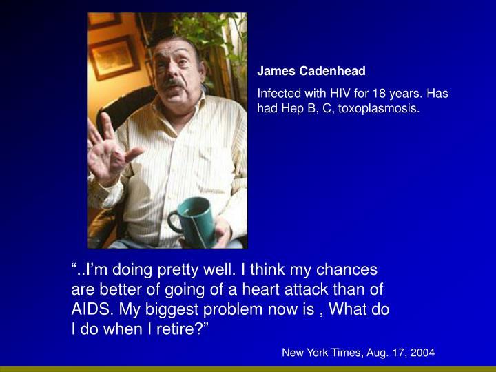 James Cadenhead