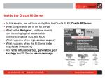 inside the oracle bi server