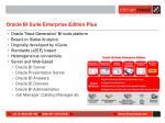 oracle bi suite enterprise edition plus