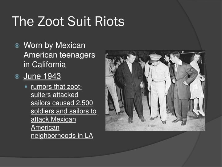 Worn by Mexican American teenagers in California