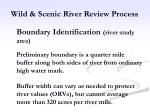 wild scenic river review process1