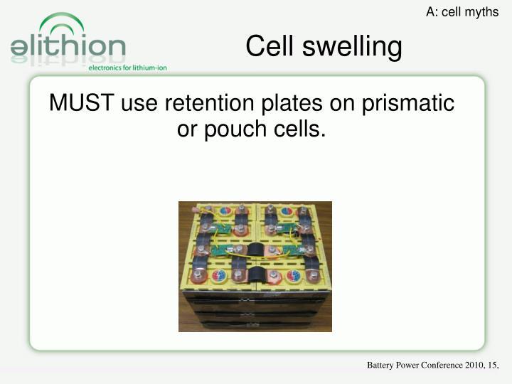 A: cell myths