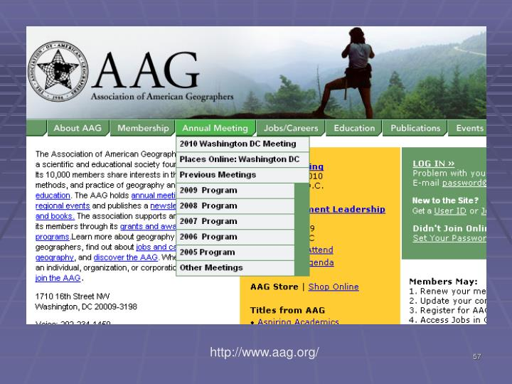 http://www.aag.org/