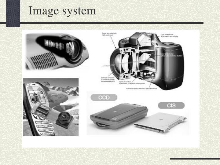 Image system