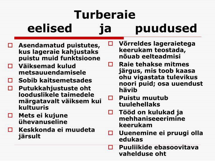 Turberaie