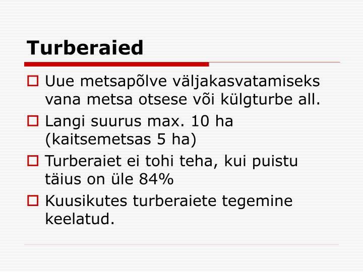 Turberaied