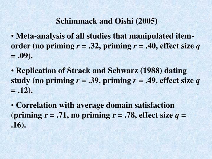 Schimmack and Oishi (2005)