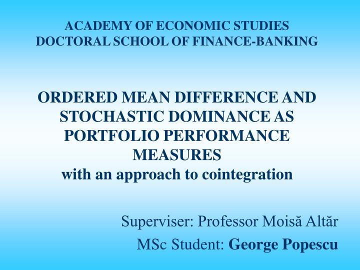 superviser professor mois alt r msc student george popescu n.