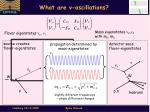 what are oscillations1