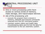 central processing unit